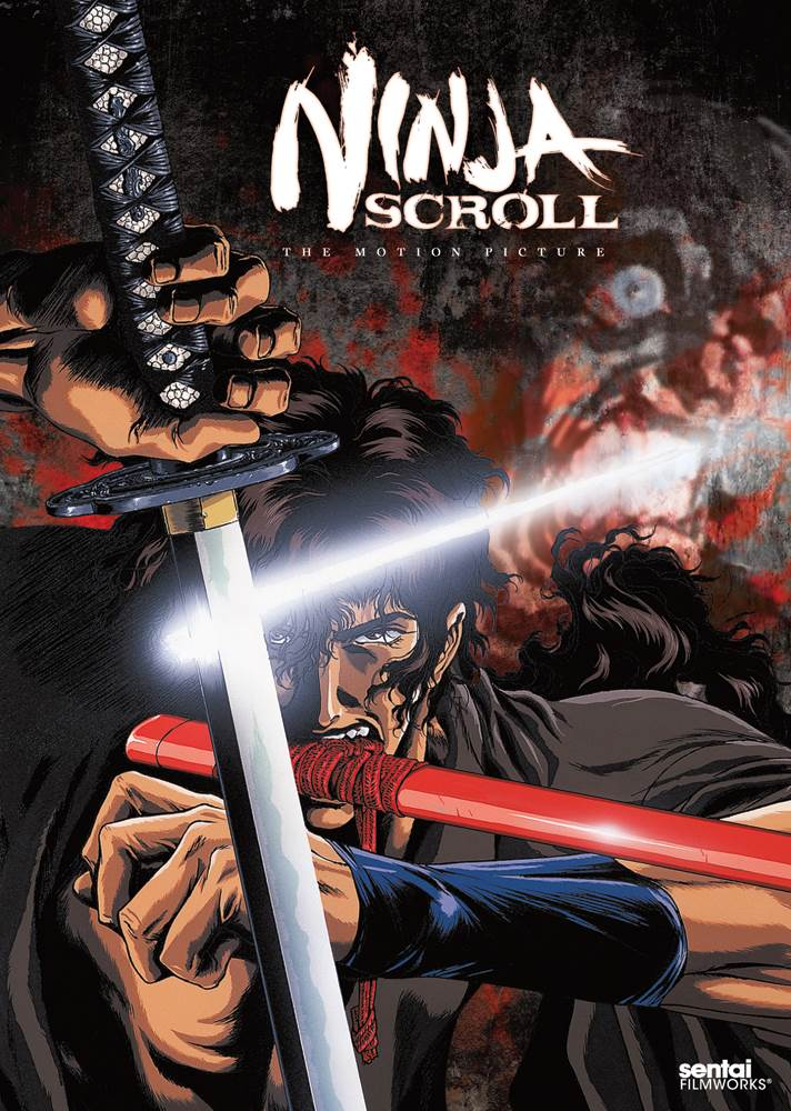 ninja scroll - NINJA SCROLL turns 25 years old