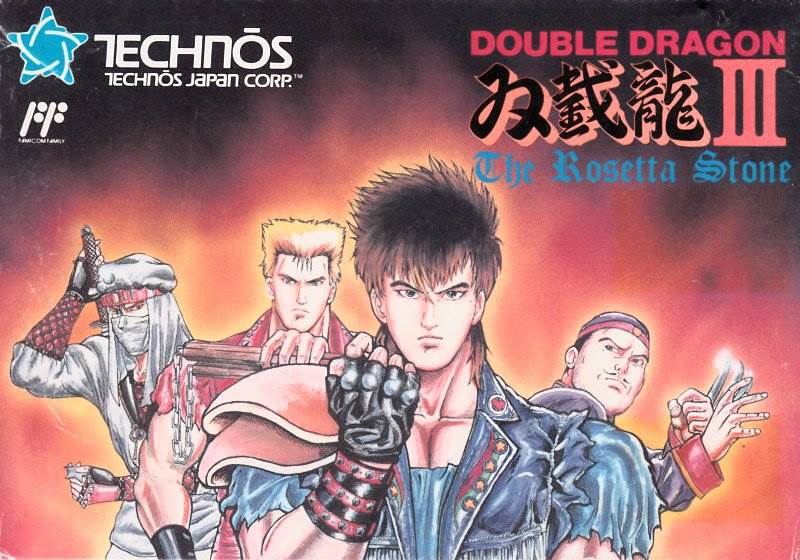 omae wa mou shindeiru - The Joys of Scrutiny and Scorn, vol. 1: Double Dragon 3/III and Battletoads & Double Dragon