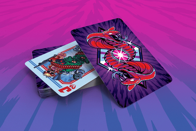 24e612b37dc7133117b985e24361651c original - Magnum Force: 80's Themed Cartoon/Action Playing Cards!
