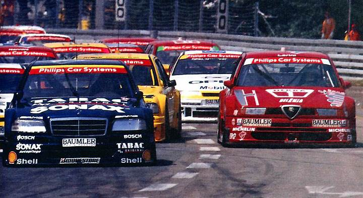 94 dtm norisring - Retro Motors Feature - Motorsport