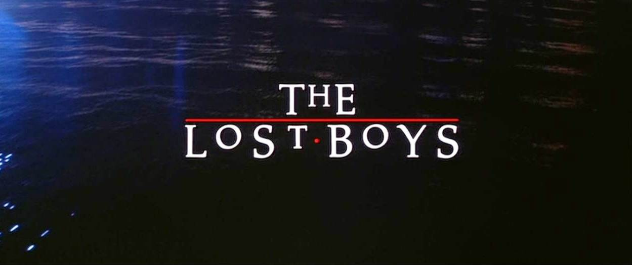 Lost Boys 1 - The Lost Boys Anniversary
