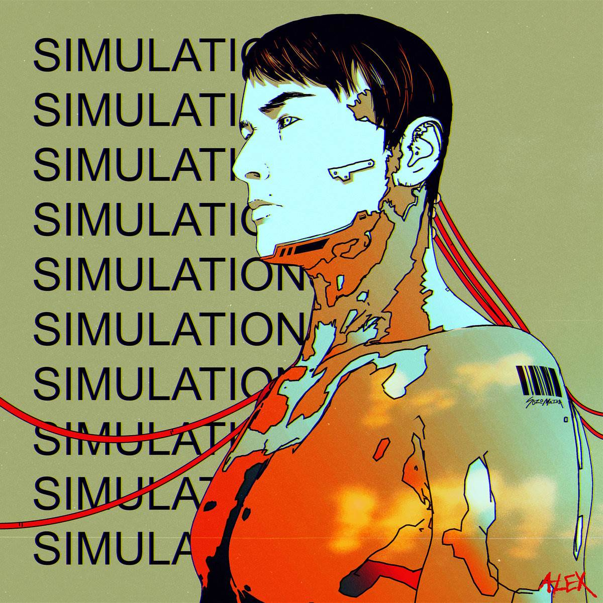 "a4230955241 10 - ALEX Set to Drop ""Simulations"" September 1st"