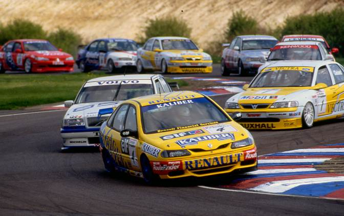 btcc 1996 header - Retro Motors Feature - Motorsport