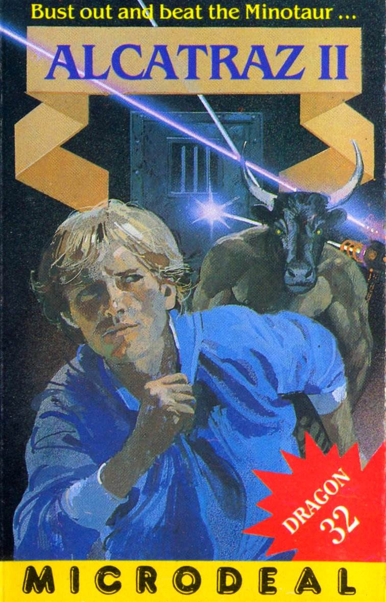 microdeal 1982 - More Bizarre Box Art