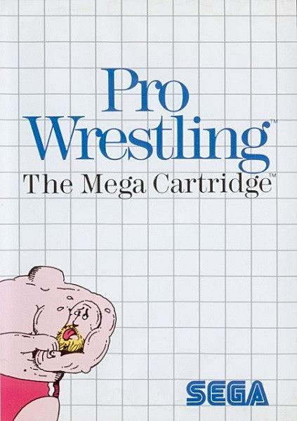 sega pro wrestling - Box Art Pt. 3: The Reckoning