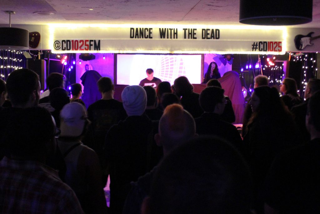 IMG 76432 1024x683 - Dance With The Dead and Daniel Deluxe Show Recap
