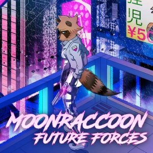 moonraccoon albumcover