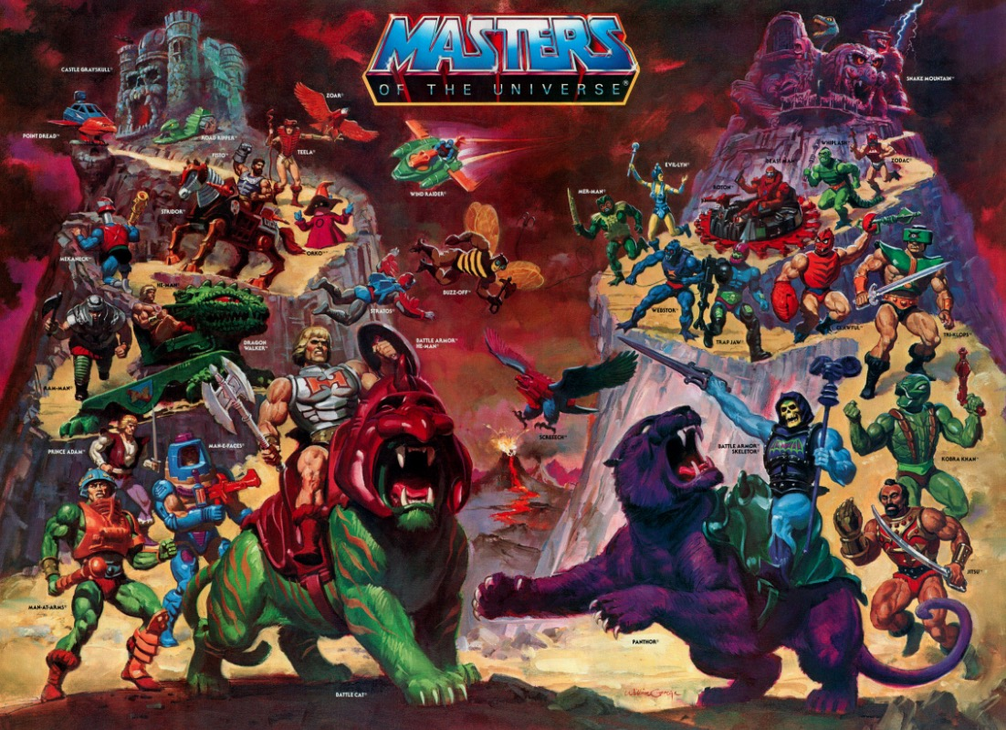 Screen Shot 2017 11 30 at 8.08.05 PM - Cartoon Caravan: He-Man and the Masters of the Universe (Filmation, 1983)