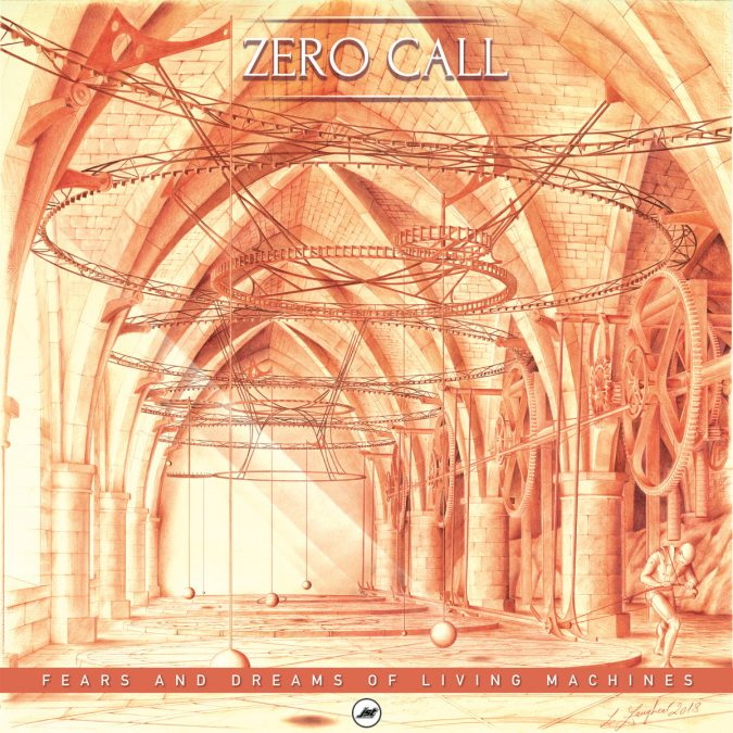 "a0781596962 10 675x675 - Zero Call - ""Fears And Dreams Of Living Machines"""