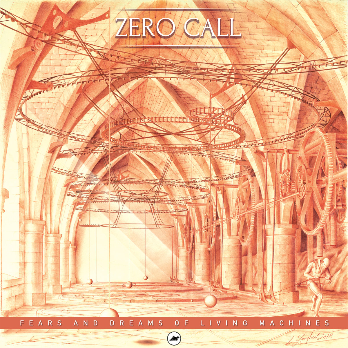 "a0781596962 10 - Zero Call - ""Fears And Dreams Of Living Machines"""