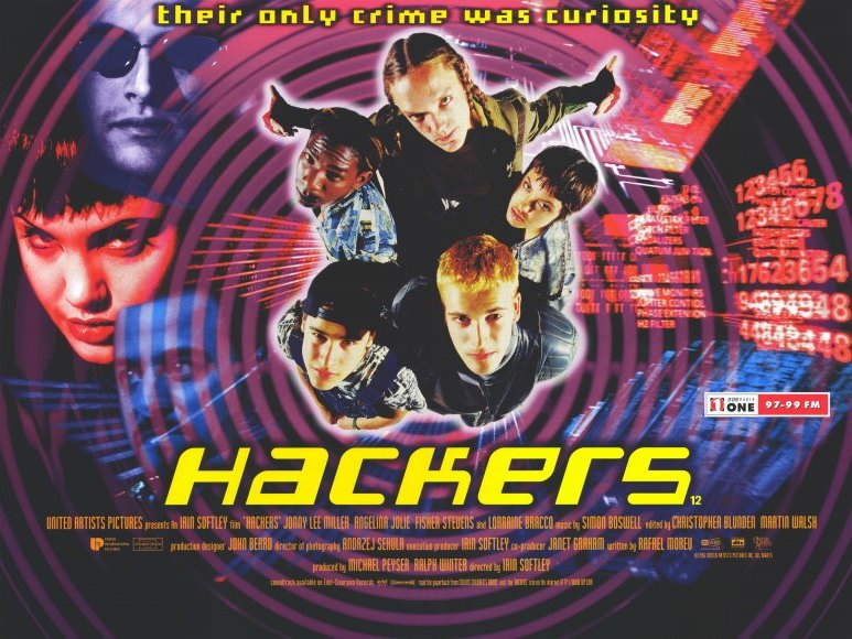 hackers - RETRO MOVIE PICK OF THE MONTH - HACKERS (1995)