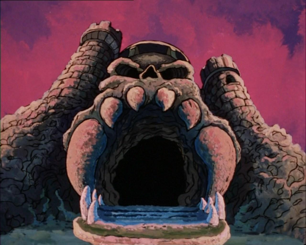 he man greyskull - Cartoon Caravan: He-Man and the Masters of the Universe (Filmation, 1983)