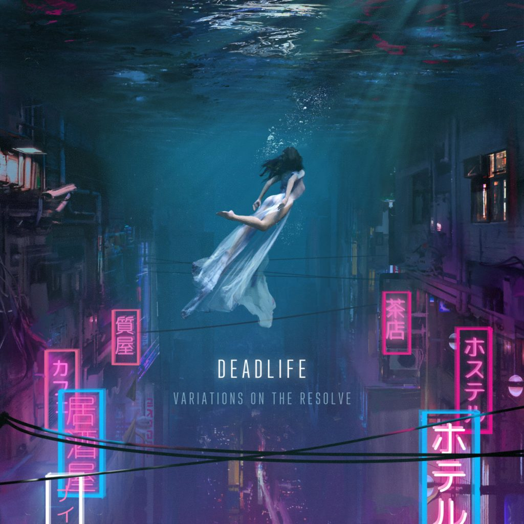 6 1024x1024 - Top Ten Retrowave Album Covers of 2018