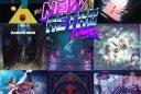 Top 10 Music Art 128x86 - Top Ten Retrowave Album Covers of 2018