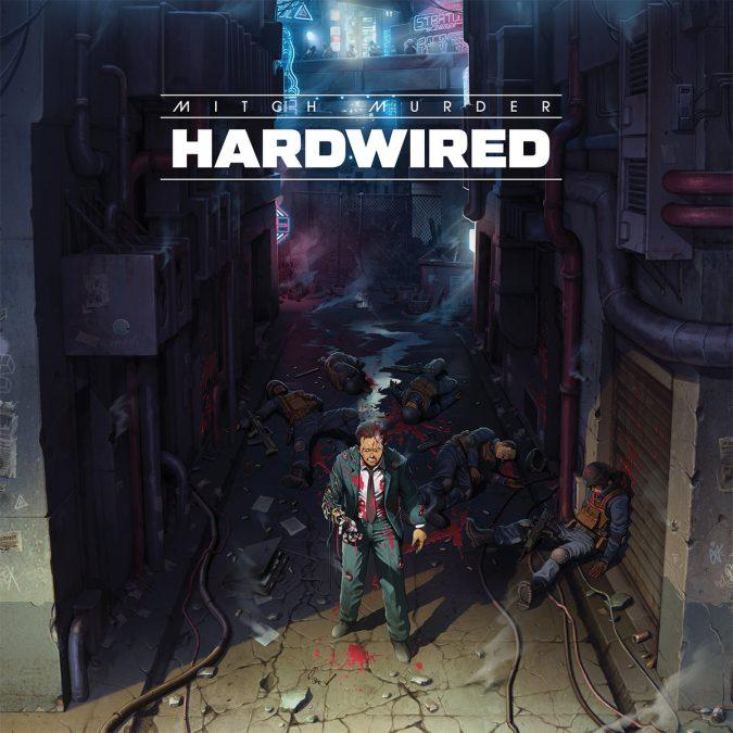 a3398761566 10 675x675 - Mitch Murder - Hardwired