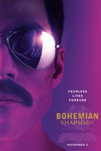 bohemian rhapsody 200x300 - Top 10 Retro themed Movies of 2018
