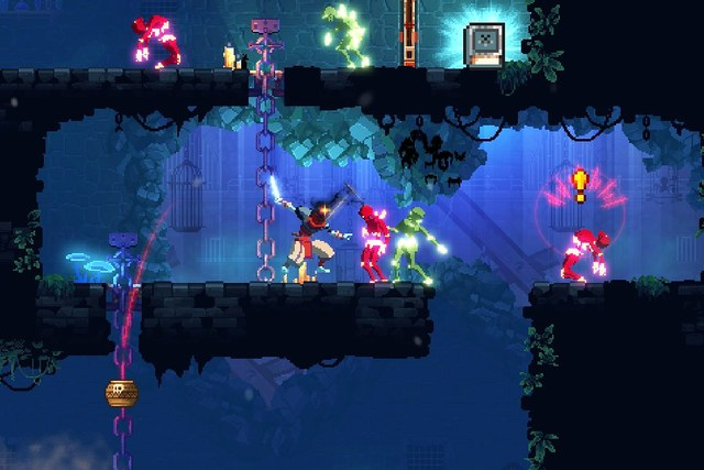 dead cells video game review gq 1 - Top 10 Retro-Themed Games of 2018