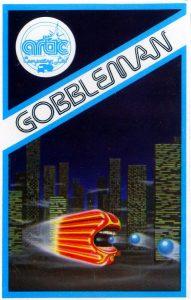 gobbleman zx spectrum artic computing 1982 191x300 - gobbleman zx spectrum artic computing 1982