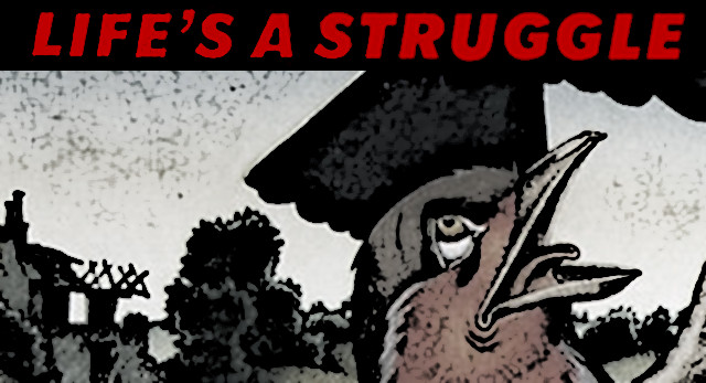 header - Box Art Part IV: Life's a Struggle™