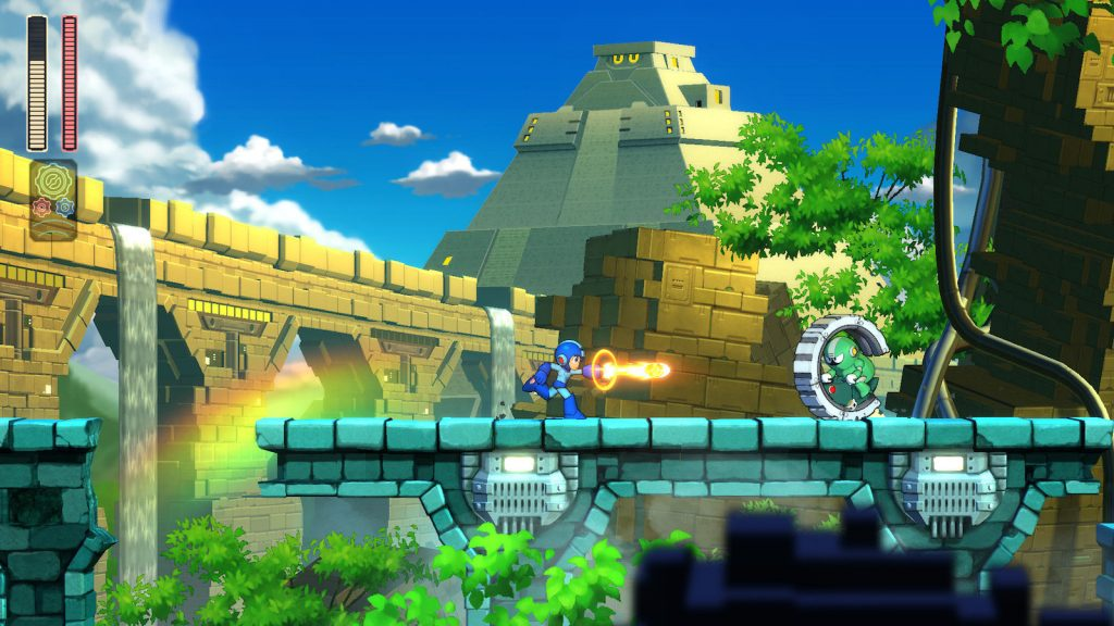 mega man 11 demo blasts onto nintendo switch ps4 and xbox one cnet 1024x576 - Top 10 Retro-Themed Games of 2018