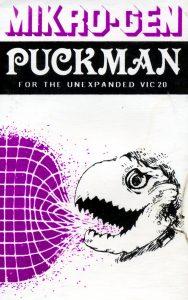 puckman vic 20 mikro gen 1981 188x300 - puckman vic-20 mikro-gen 1981