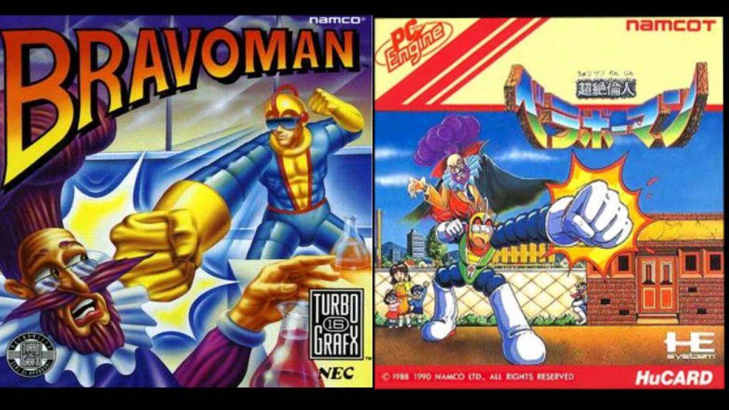 bravoman 1024x576 - Grab Bag: TurboGrafx 16 Games