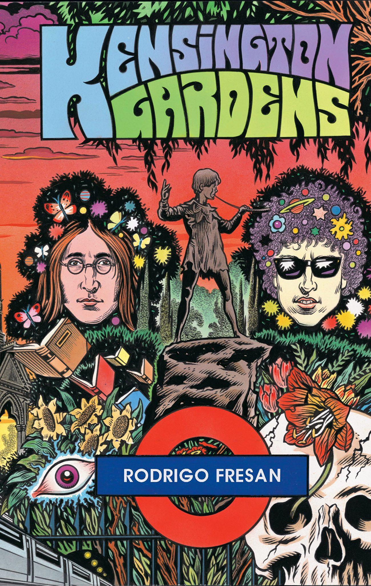 kens 1300x2051 - Kensington Gardens by Rodrigo Fresán (2003, Tr. 2005)