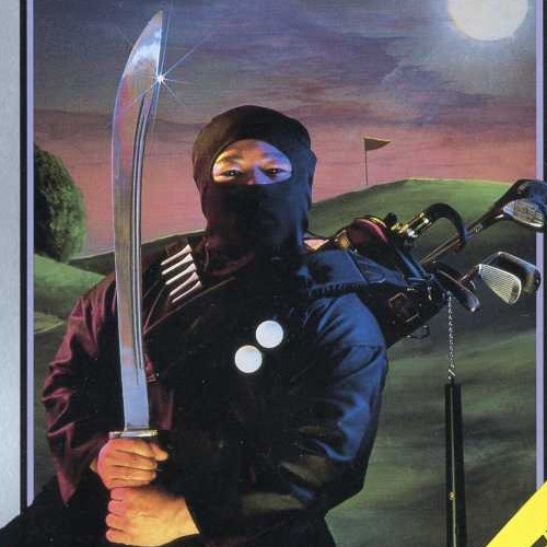 ninja golf header - Box Art VI: The Deadline Annihilator™