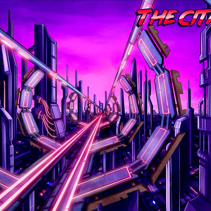 Turbo Knight - The Citadel EP Review - NewRetroWave