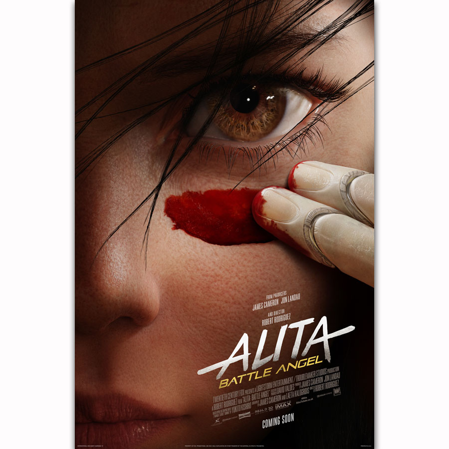 alita - ALITA : Battle Angel (2019)