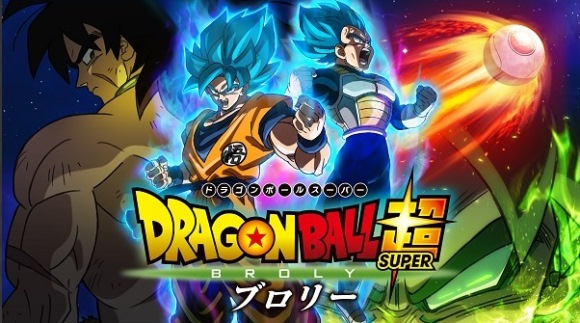 broly - Dragon Ball Super: Broly (Instant review)