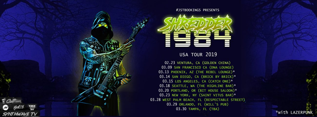 54523766 1757365137698184 3828315281063673856 o 1300x482 - Shredder1984 Wrapping up US Tour