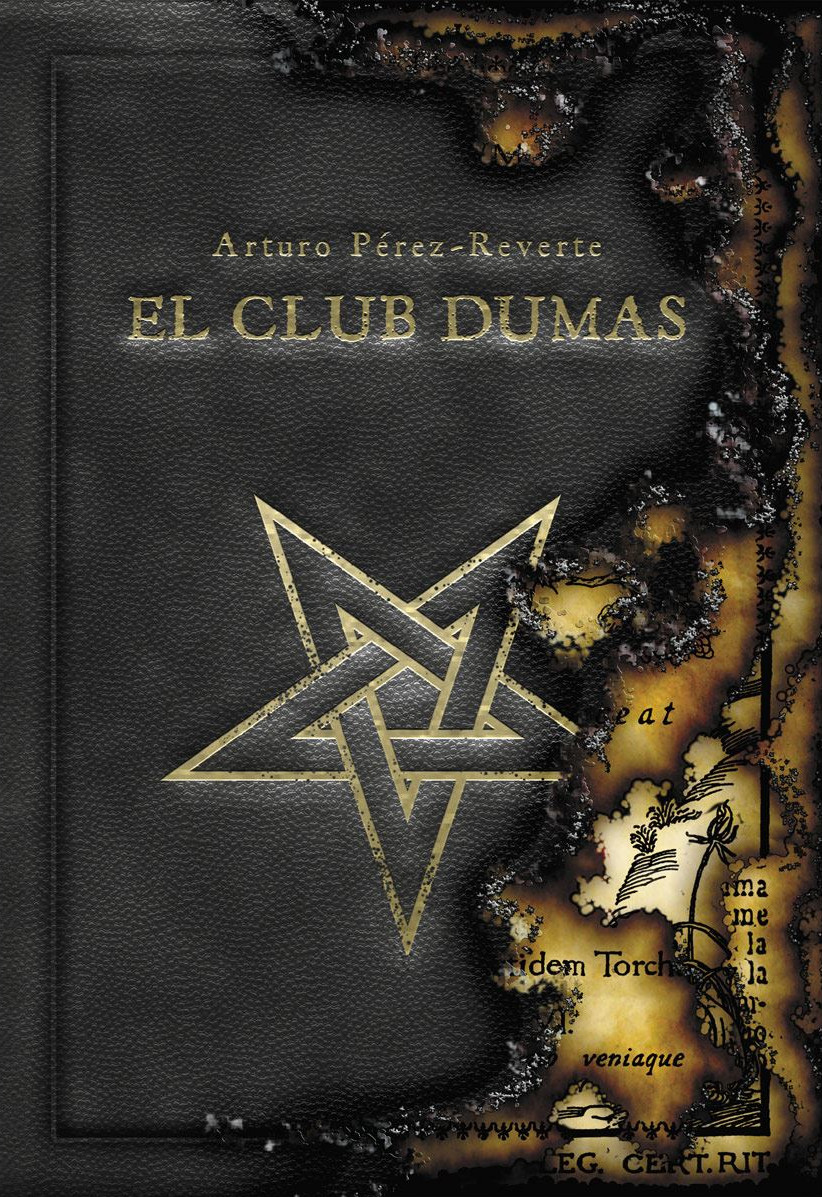 Club Dumas - The Club Dumas by Arturo Pérez-Reverte (1993, Tr. 1996)
