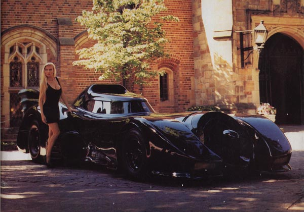 thebatmobile - Retro Motors Feature - Movie Motors