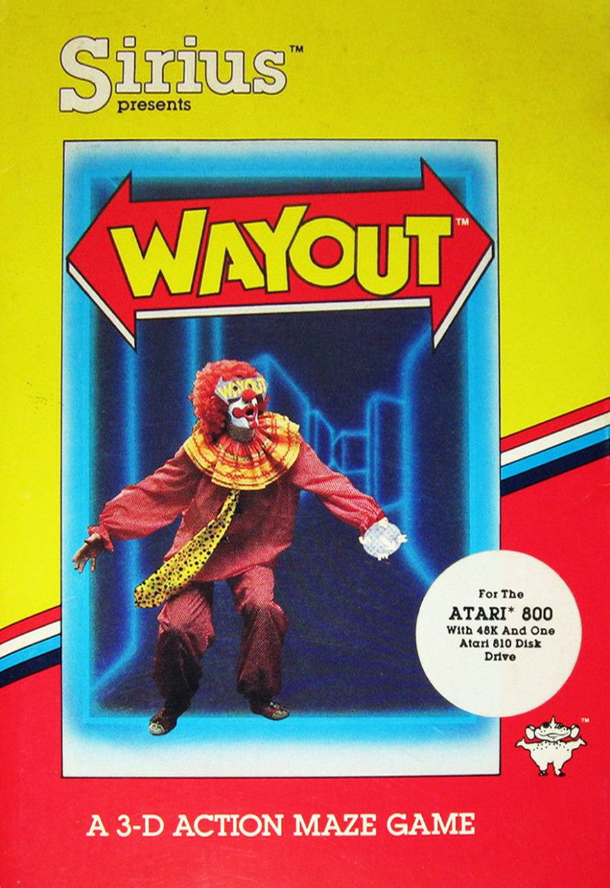 157 Wayout - Box Art VIII: Unearthly Delights