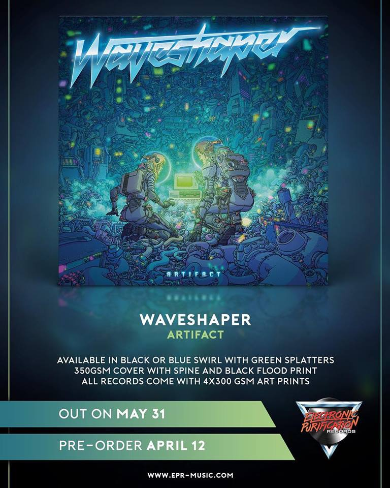 56742569 2275027972715595 5125565798693208064 n - Waveshaper Announces New Album May 6!