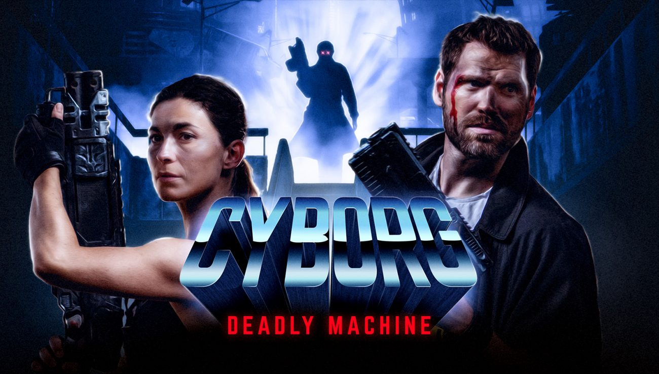 CYBORG YT 1300x738 - Guns, Cyborgs and Tomato Sauce – Meet the Masebrothers' 'Cyborg – Deadly Machine'