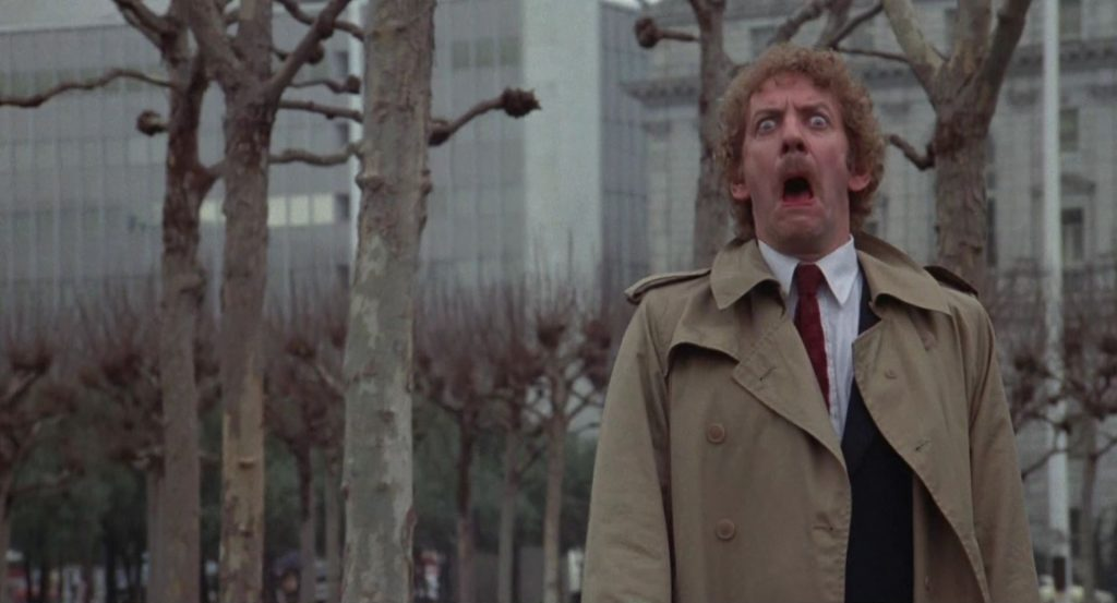 Invasion 1 1024x553 - Invasion of the Body Snatchers (1978)