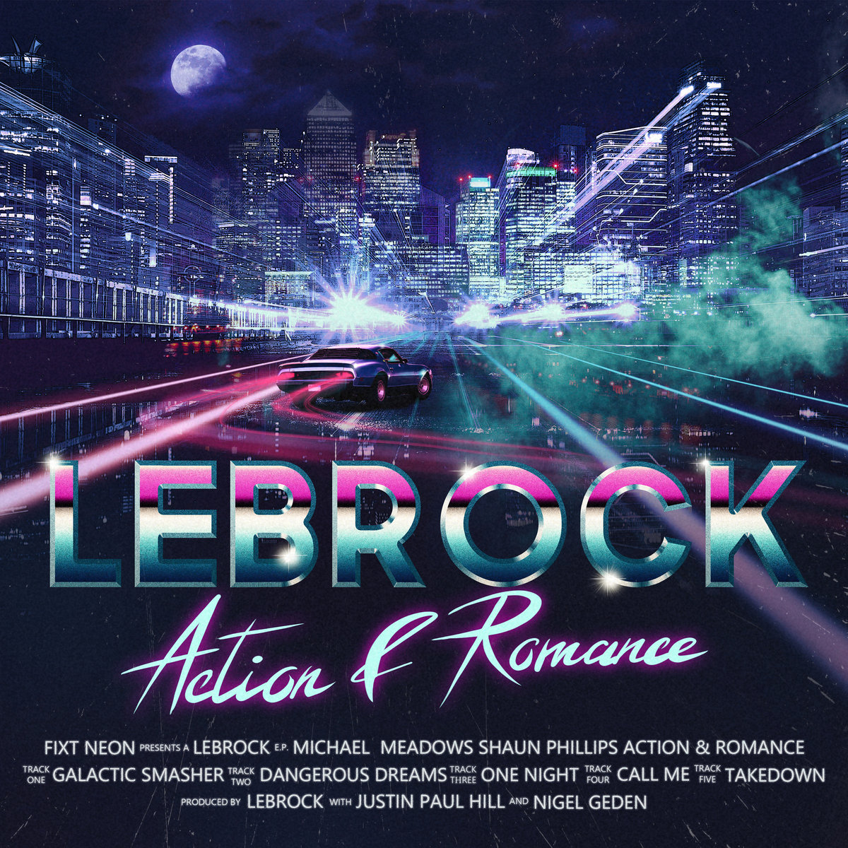 a2063955494 10 - LeBrock - Action & Romance Remastered