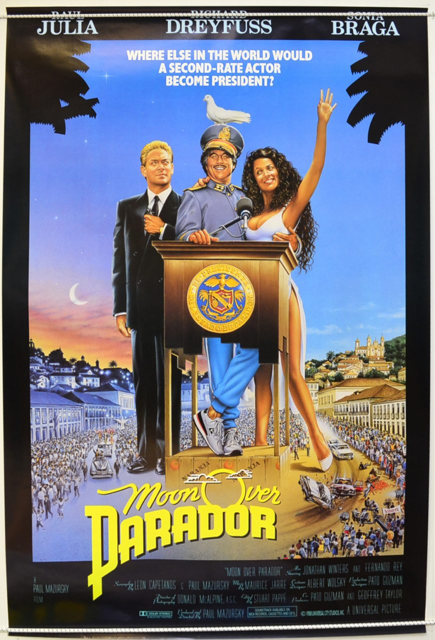 moon over paradora - Retro Movie: MOON OVER PARADOR (1988)