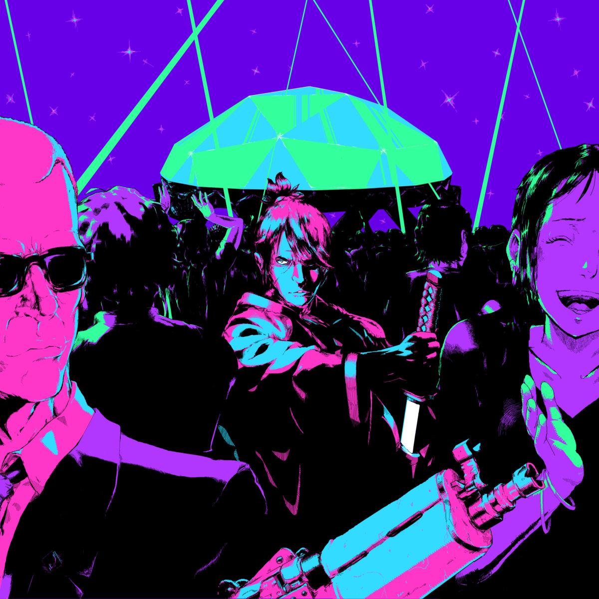 a2712205983 10 - Katana ZERO - Original Soundtrack