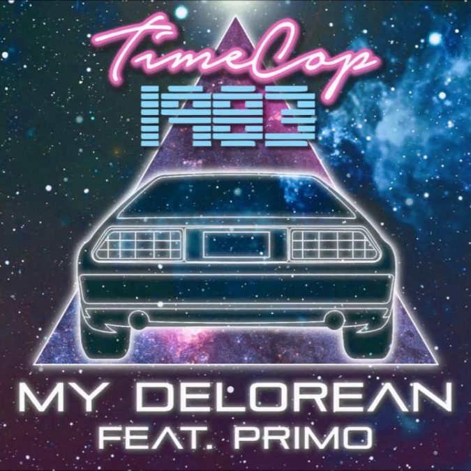 timecop 675x675 - Timecop1983 - My Delorean (feat. Primo)
