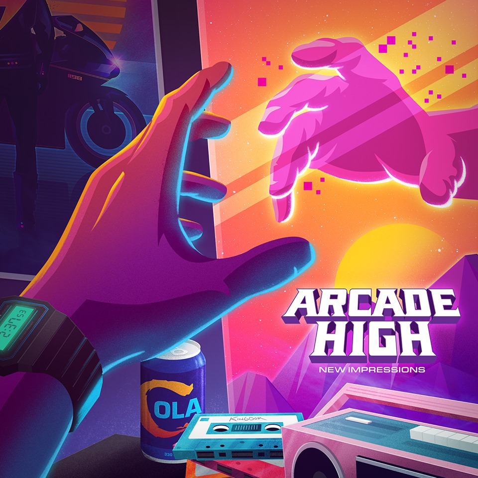 64587444 1385031308304184 7563789698653487104 n - Arcade High Announces New Album, Releases Two Singles