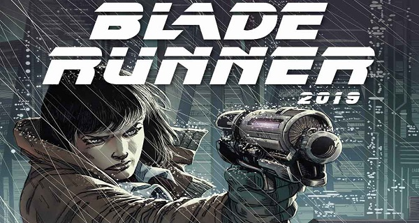 a first look at some the covers from titan comics blade runner 2019 comic book series 22 - Titan Comics released images from the first issue of Blade Runner 2019 and it's looking good.