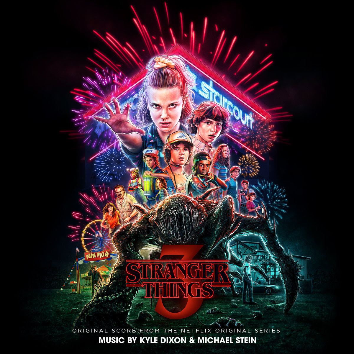 unnamed5 - Stranger Things 3 Original Score to Release Digitally Friday!