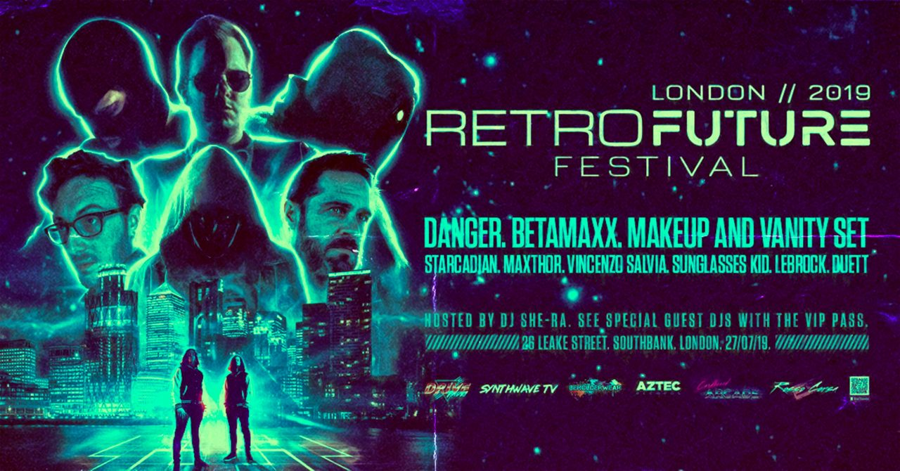 66531277 352231728771890 3276145360547872768 n - London, get ready for Retro Future Festival