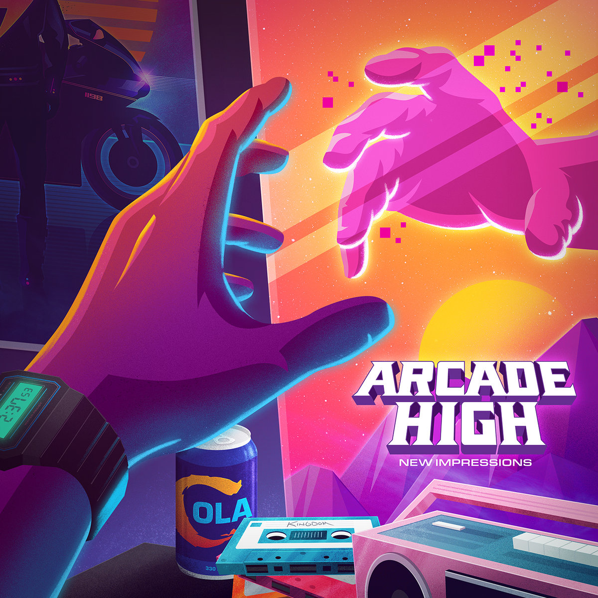a4242449549 10 - Arcade High - New Impressions