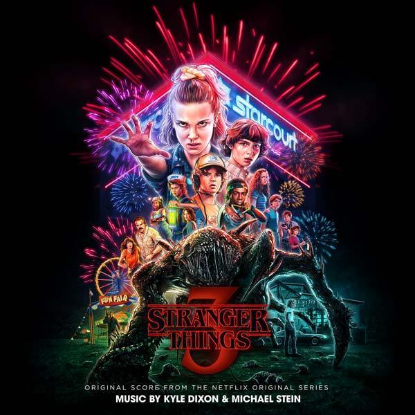 stranger things 3 600 opt - STRANGER THINGS SEASON 3 SOUNDTRACK REVIEW