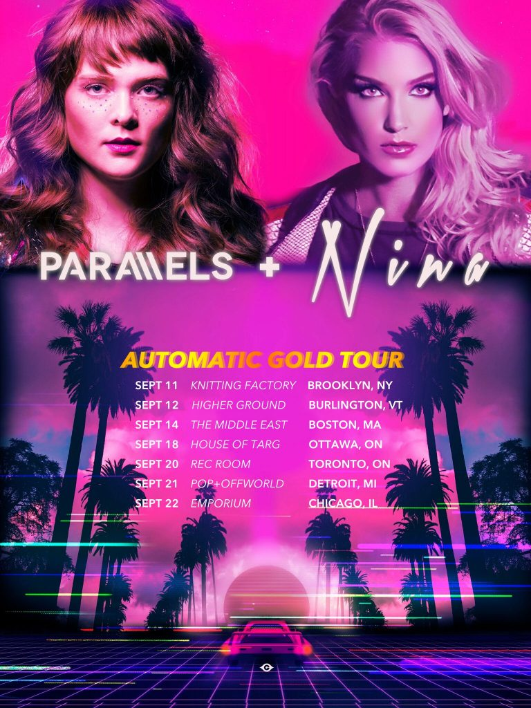 KjNwsd3s 768x1024 - NINA And Parallels Announce New Fall Tour!