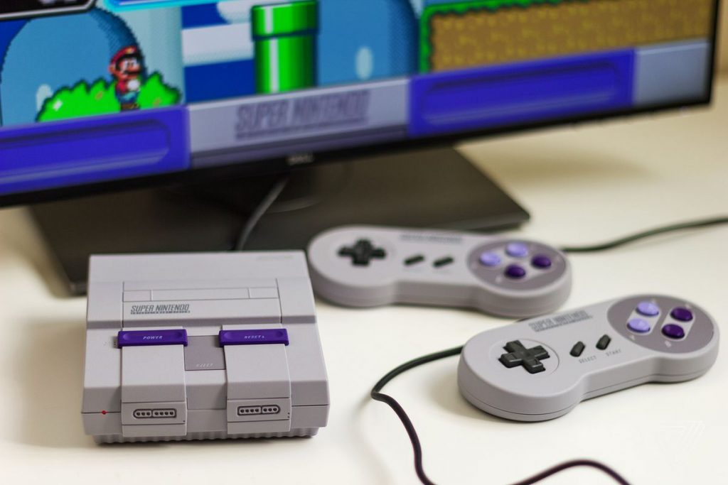 super NES 1024x683 - A Closer Look At 5 Retro Consoles